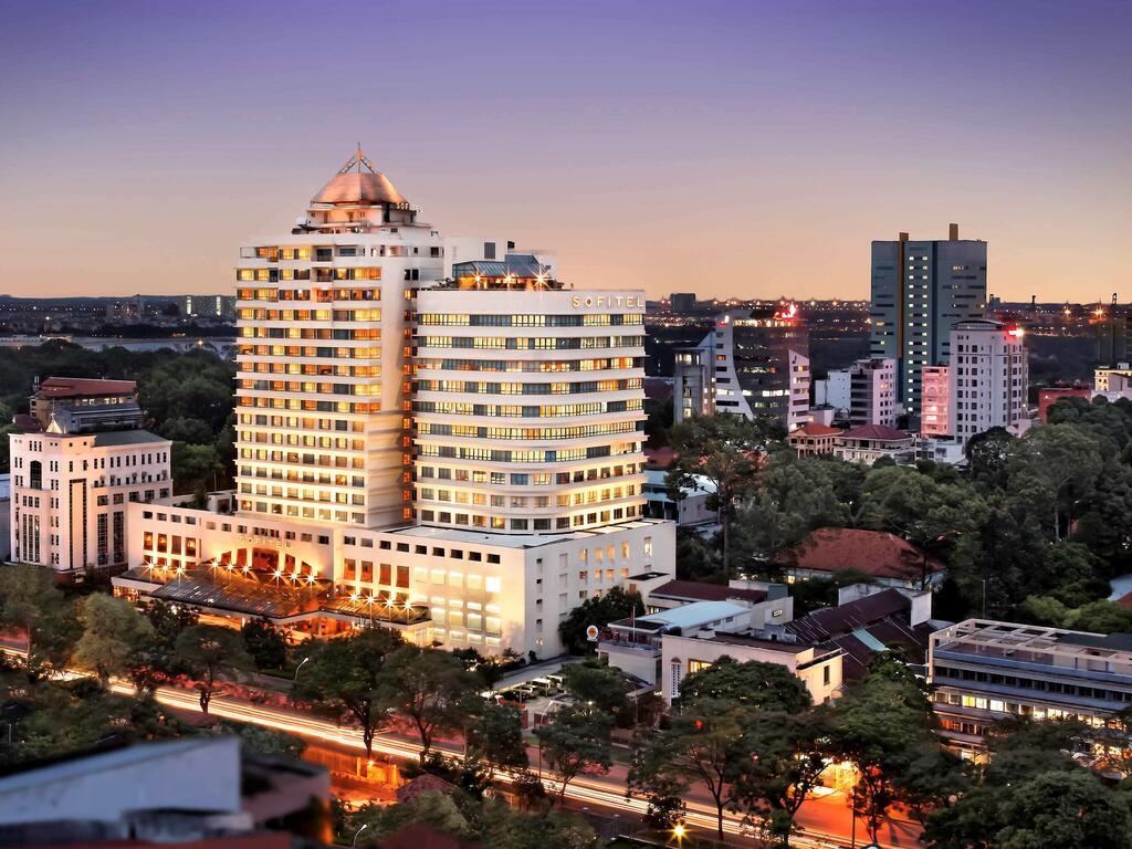 Sofitel Sài Gòn Plaza